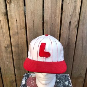 Vintage Fitted MLB Boston Red Sox Hat